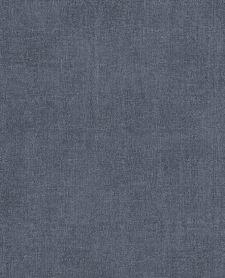 Bild: Eijffinger Vliestapete Lino 379008 - Leinen Optik (Marine)