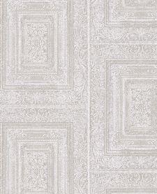 Bild: Eijffinger Vliestapete Stature 382520 - Stuckwand (Weiß)