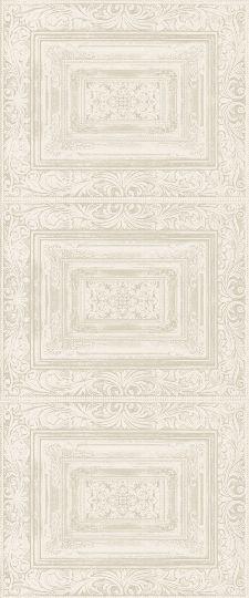 Bild: Eijffinger Tapeten Panel Stature 382603 - Lambris Pearl (Perlgrau)