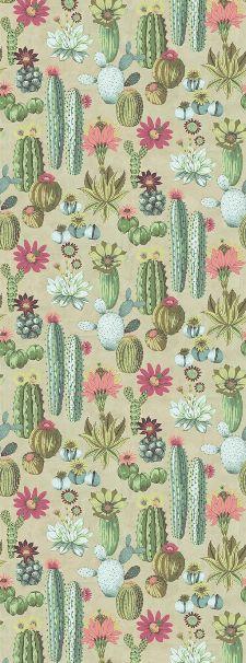Bild: Eijffinger Tapeten Panel 384605 - Cacti