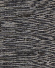 Bild: Eijffinger Tapete Natural Wallcoverings ll 389503 - feine Flecht Optik (Schwarz/Braun)