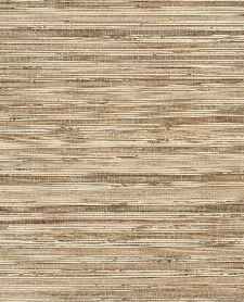 Bild: Eijffinger Tapete Natural Wallcoverings ll 389522 - Breite Grasstreifen (Sand)