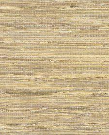 Bild: Eijffinger Tapete Natural Wallcoverings ll 389526 - Grasgewebe (Gold)