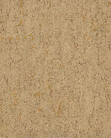 Bild: Eijffinger Tapete Natural Wallcoverings ll 389534 - Kork (Braun/Gold)