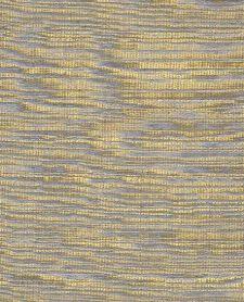 Bild: Eijffinger Tapete Natural Wallcoverings ll 389538 - feine Flecht Optik (Silber-Gold)