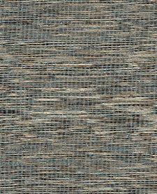 Bild: Eijffinger Tapete Natural Wallcoverings ll 389542 - Grasgewebe (Blau)