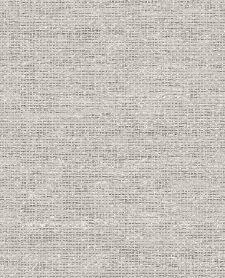 Bild: Eijffinger Tapete Natural Wallcoverings ll 389544 - Flechtoptik (Creme/Silber)