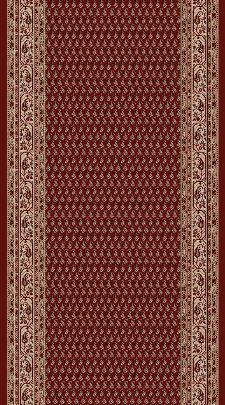 Bild: Läufer Opus 855w (Rot; 80 cm)