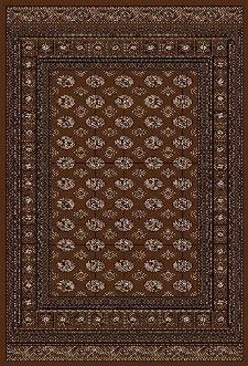 Bild: Teppich Opus M031 (Braun; 200 x 290 cm)