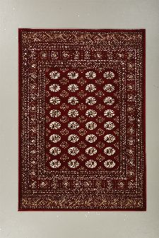 Bild: Teppich Opus M031 (Rot; 80 x 150 cm)
