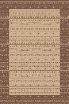 Bild: Teppich Country 5374 (Braun; 200 x 290 cm)