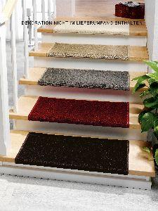 Bild: Stufenmatten - 3er Set - Casa 3937 (Beige; eckig)