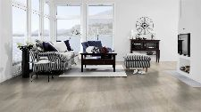 Bild: Design Belag - Poseidon - Langdielen Optik (Modern Oak / Beige)