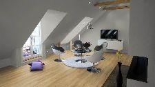 Bild: Design Belag - Poseidon - Langdielen Optik (English Oak / Classical)