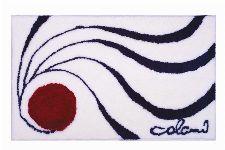 Bild: Badteppich COLANI 18 (Weiß; 60 x 60 cm)