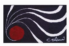 Bild: Badteppich COLANI 18 (Anthrazit; 60 x 60 cm)