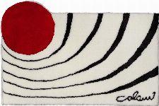 Bild: Badteppich COLANI 2 (Weiß; 60 x 60 cm)