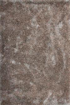 Bild: Hochflor Teppich Macas (Silber; 200 x 290 cm)
