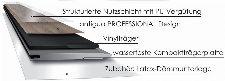 Bild: Antigua Professional Authentic - Designvinyl Hydrotec - Herzeiche (Herzeiche iced)