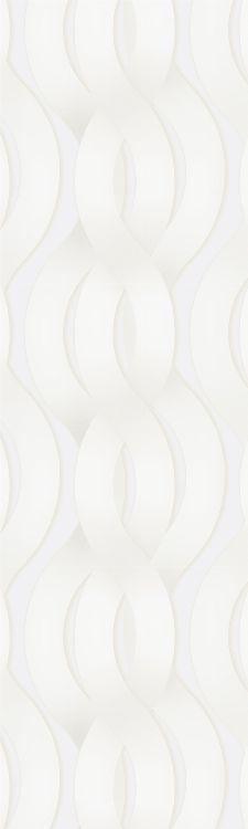 Bild: Colani Legend Digitaldruck Panel - Helix (Perlmutt)