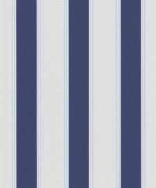 Bild: PANELS Vlies  -Tapete 51539 (Blau/Weiß)