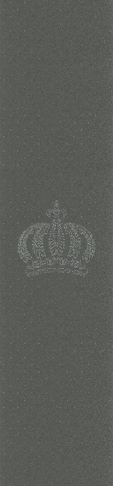 Bild: Glööckler Imperial 52715 - Panel: Strass Krone (Grau)