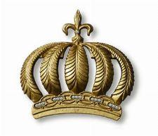 Bild: Glööckler Imperial Tapetendekoration : Krone 52718 (Gold)
