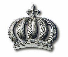 Bild: Glööckler Imperial Tapetendekoration : Krone 52719 (Silber)
