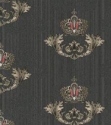 Bild: Glööckler Imperial 54854 - Damastornament (Ruß)