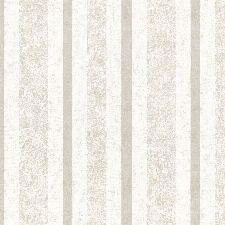 Bild: Padua - Streifentapete 56115 (Weiß)