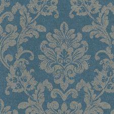 Bild: Padua - Tapete 56154 (Blau)