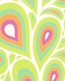 Bild: Nena - Tapete 57201 (Grün)