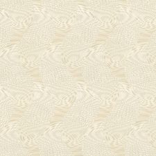 Bild: Colani Legend Tapete - vertikale Wellen (Vanille)