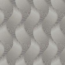 Bild: Colani Legend Tapete - vertikale Wellen (Aluminiumgrau)