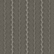 Bild: Colani Legend Tapete - Zopf Streifen (Aluminiumgrau)