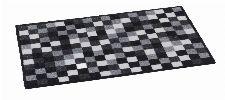 Bild: Schmutzfangmatte Pixel (Grau; 40 x 60 cm)