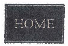 Bild: Baumwollmatte Home (Anthrazit)