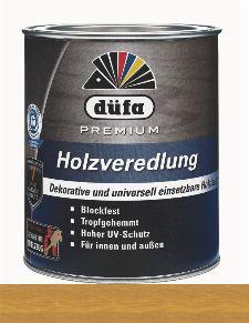 Bild: Holzlasur - Premium Holzveredlung (Eiche; 2.5 Liter)