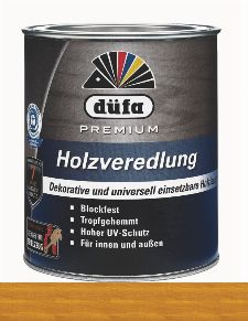 Bild: Holzlasur - Premium Holzveredlung (Kiefer; 750 ml)