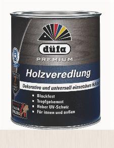 Bild: Holzlasur - Premium Holzveredlung (Alabaster; 2.5 Liter)