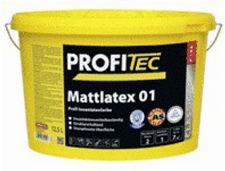 Bild: P143 Mattlatex 01 (Weiß; 5 Liter)