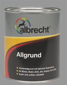 Bild: Allgrund (Silbergrau; 2.5 Liter)