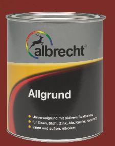 Bild: Allgrund (Rotbraun; 750 ml)