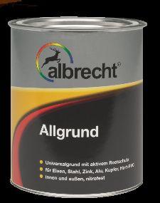 Bild: Allgrund (Tiefschwarz; 2.5 Liter)
