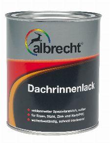 Bild: ALB Dachrinnenlack (Braun; 750 ml)