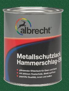 Bild: Metallschutzlack mit HSE (Dunkelgrün; 750 ml)