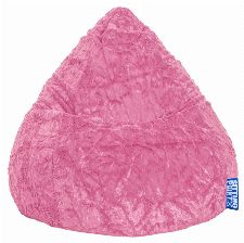 Bild: BeanBag FLUFFY (Pink; 70 x 110 cm)
