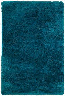 Bild: Glanz Teppich - Curacao (Petrol; 160 x 230 cm)