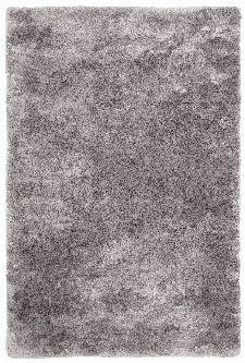 Bild: Glanz Teppich - Curacao (Silber; 80 x 150 cm)