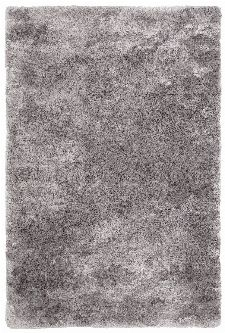 Bild: Glanz Teppich - Curacao (Silber; 160 x 230 cm)